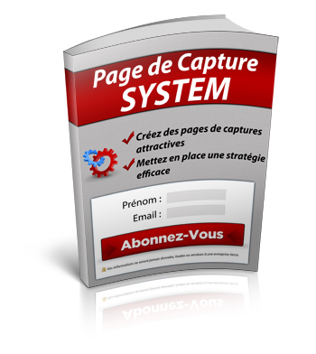 Les pages de Capture